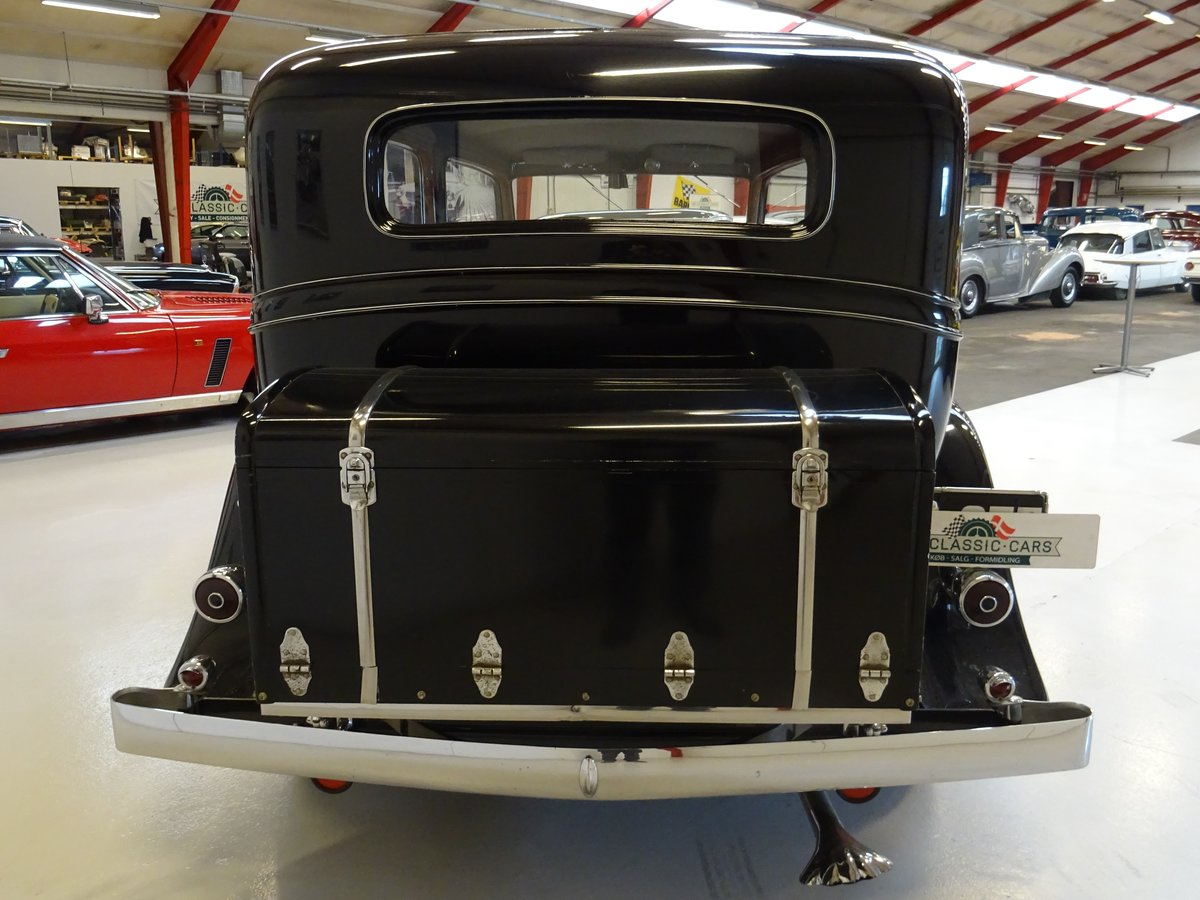 1932 Cadillac 355B Limousine – 7 passenger – Matching number For Sale (picture 9 of 23)