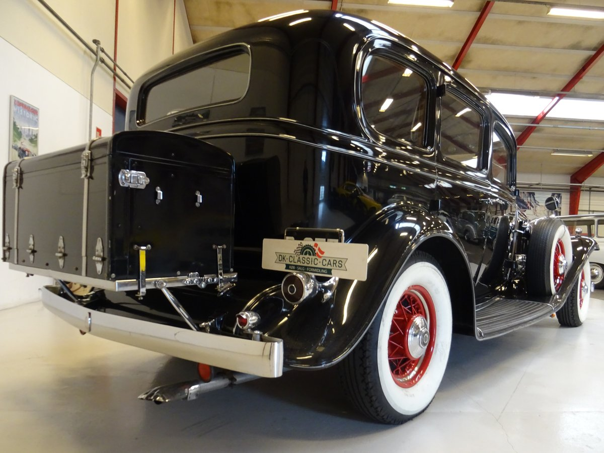 1932 Cadillac 355B Limousine – 7 passenger – Matching number For Sale (picture 11 of 23)