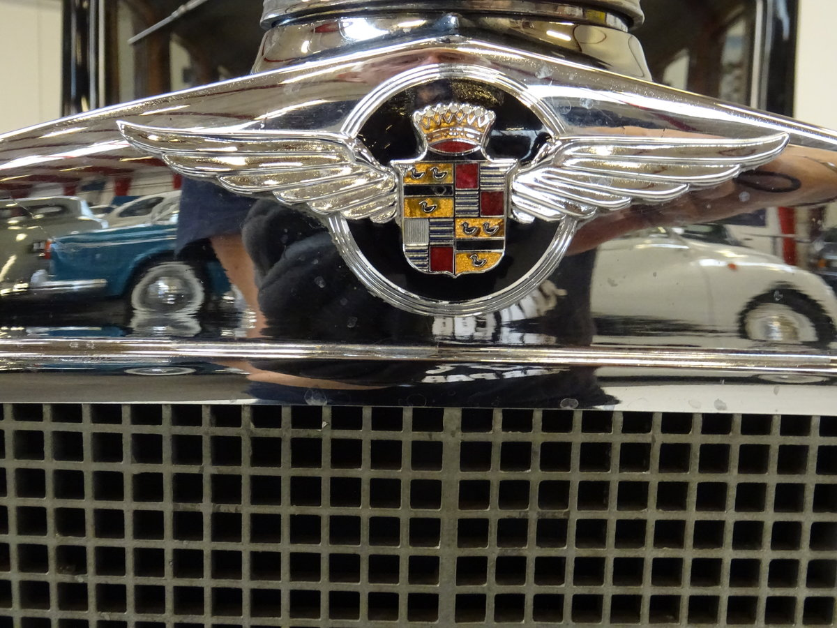 1932 Cadillac 355B Limousine – 7 passenger – Matching number For Sale (picture 14 of 23)