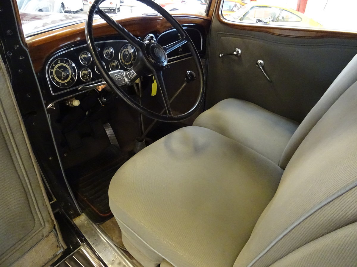 1932 Cadillac 355B Limousine – 7 passenger – Matching number For Sale (picture 15 of 23)