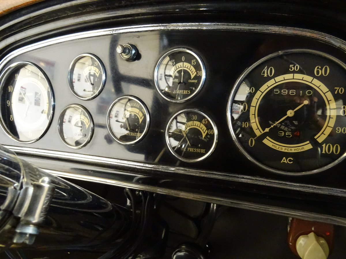1932 Cadillac 355B Limousine – 7 passenger – Matching number For Sale (picture 17 of 23)
