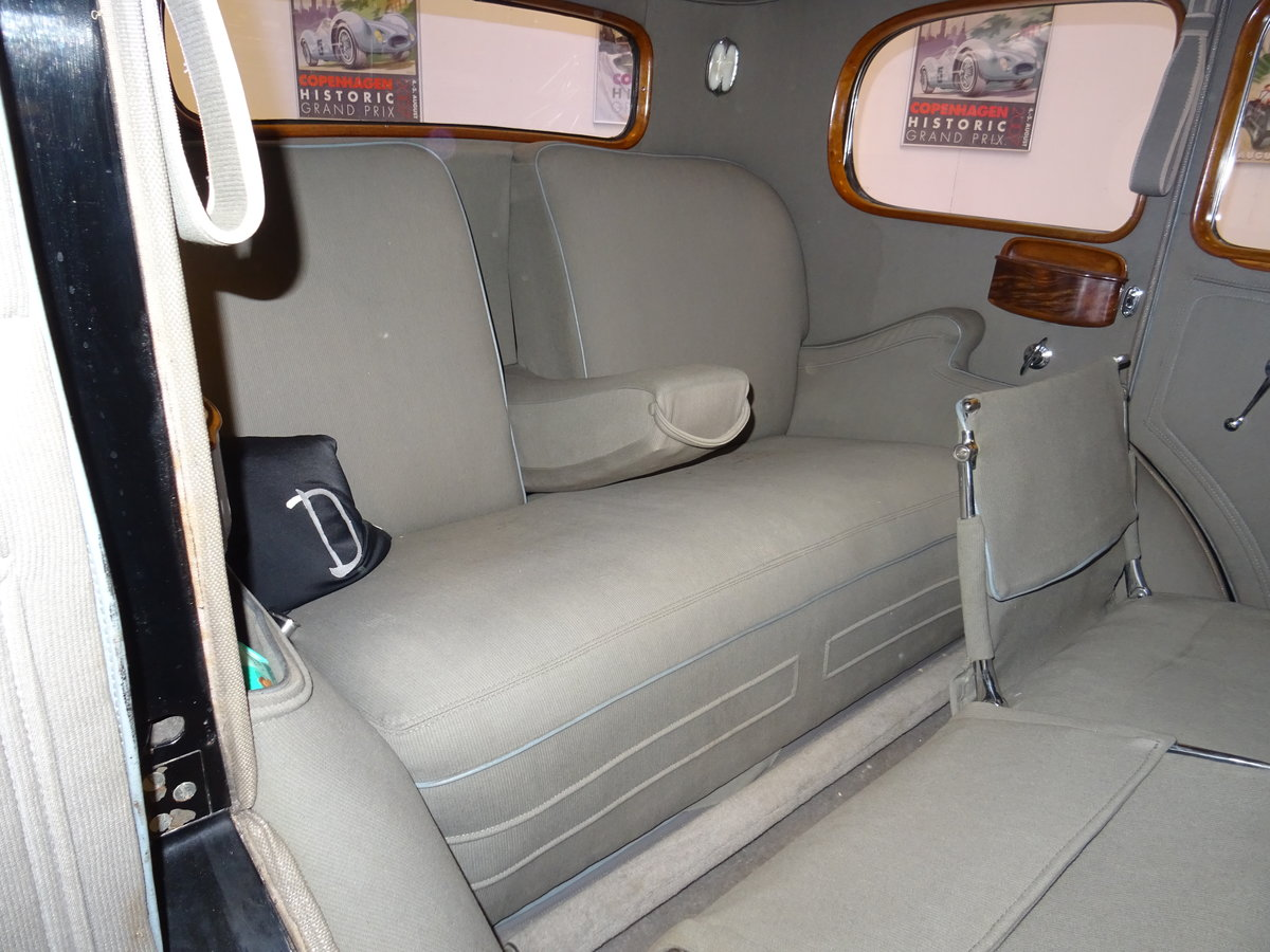1932 Cadillac 355B Limousine – 7 passenger – Matching number For Sale (picture 19 of 23)
