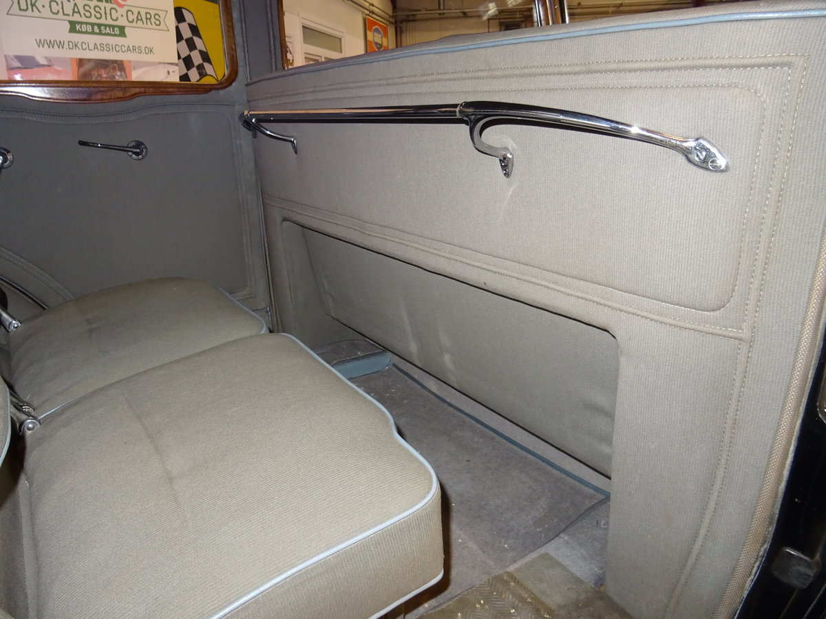1932 Cadillac 355B Limousine – 7 passenger – Matching number For Sale (picture 20 of 23)