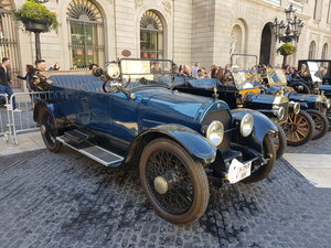 Picture of 1916 Cadillac type 57