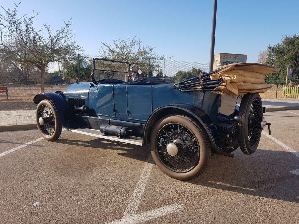 1916 Cadillac type 57  For Sale (picture 4 of 6)