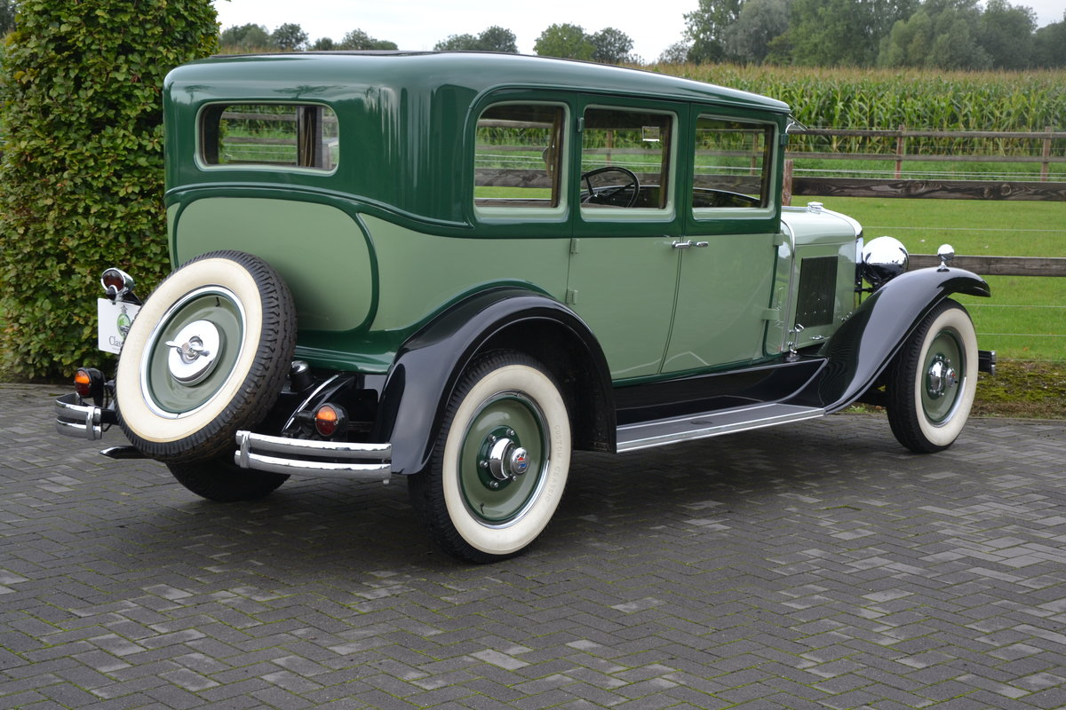 1929 (518) Cadillac La Salle For Sale (picture 2 of 6)