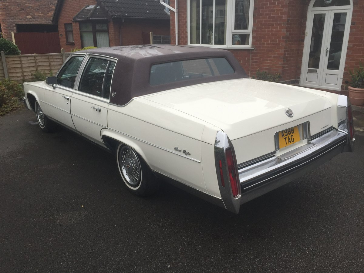 1984 CADILLAC Fleetwood Brougham Deville For Sale (picture 3 of 6)