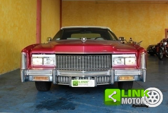 Cadillac Eldorado Convertible GPL - 1976 For Sale (picture 2 of 6)