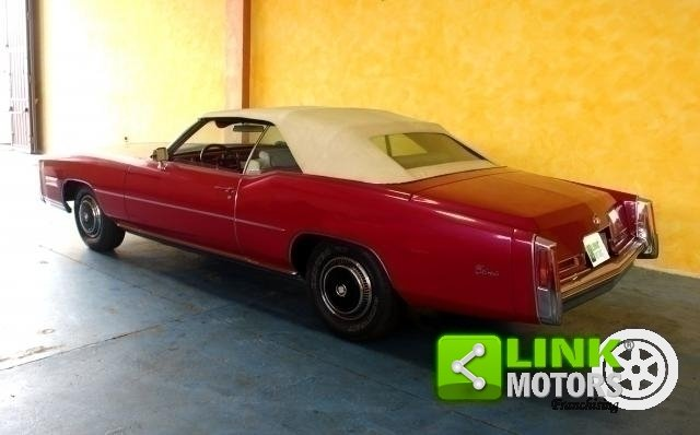 Cadillac Eldorado Convertible GPL - 1976 For Sale (picture 6 of 6)
