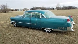 1955 Cadillac Fleetwood 60 Special (Mustang, OK) $22,500 obo