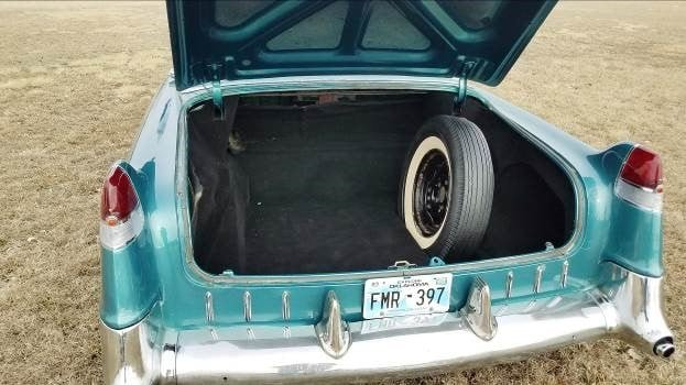 1955 Cadillac Fleetwood 60 Special (Mustang, OK) $22,500 obo For Sale (picture 5 of 6)