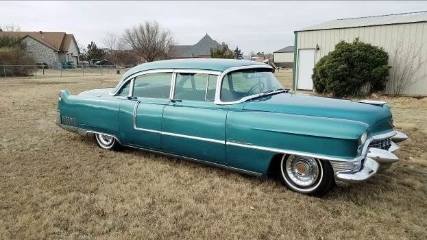 1955 Cadillac Fleetwood 60 Special (Mustang, OK) $22,500 obo For Sale (picture 6 of 6)