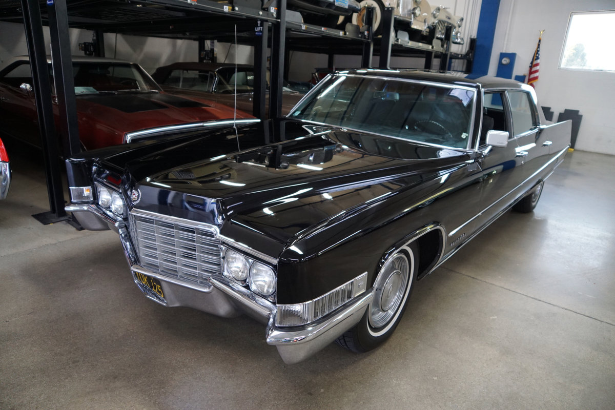 1969 Cadillac Fleetwood 60 Special Sedan For Sale (picture 1 of 6)