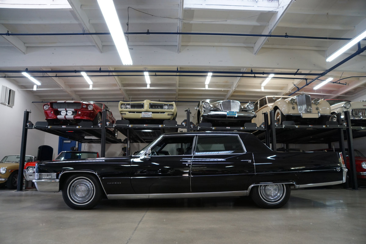 1969 Cadillac Fleetwood 60 Special Sedan For Sale (picture 2 of 6)