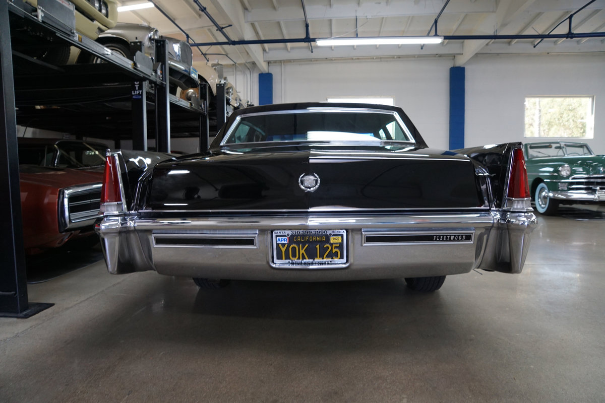 1969 Cadillac Fleetwood 60 Special Sedan For Sale (picture 4 of 6)
