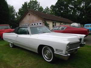 1967 Cadillac Coupe DeVille, 429 Big Block V8, Automatic