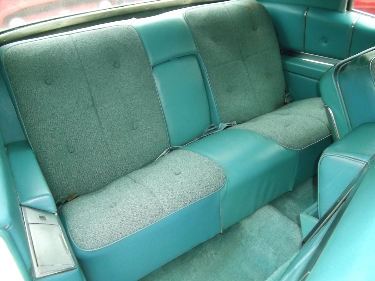 1967 Cadillac Coupe DeVille, 429 Big Block V8, Automatic SOLD (picture 6 of 6)
