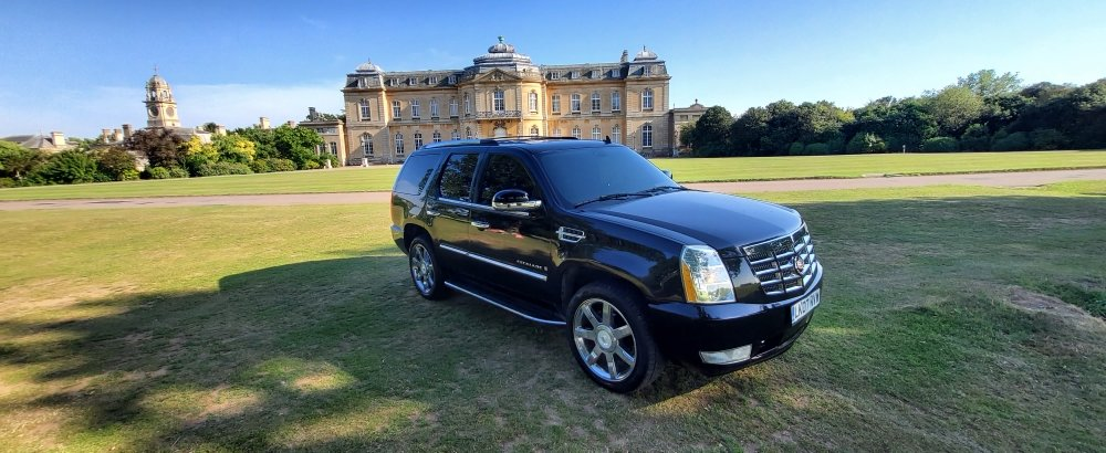 2007 LHD CADILLAC ESCALADE 6.2 AUTO,7 SEATER,LEFT HAND DRIVE For Sale (picture 1 of 6)