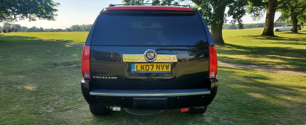 2007 LHD CADILLAC ESCALADE 6.2 AUTO,7 SEATER,LEFT HAND DRIVE For Sale (picture 4 of 6)