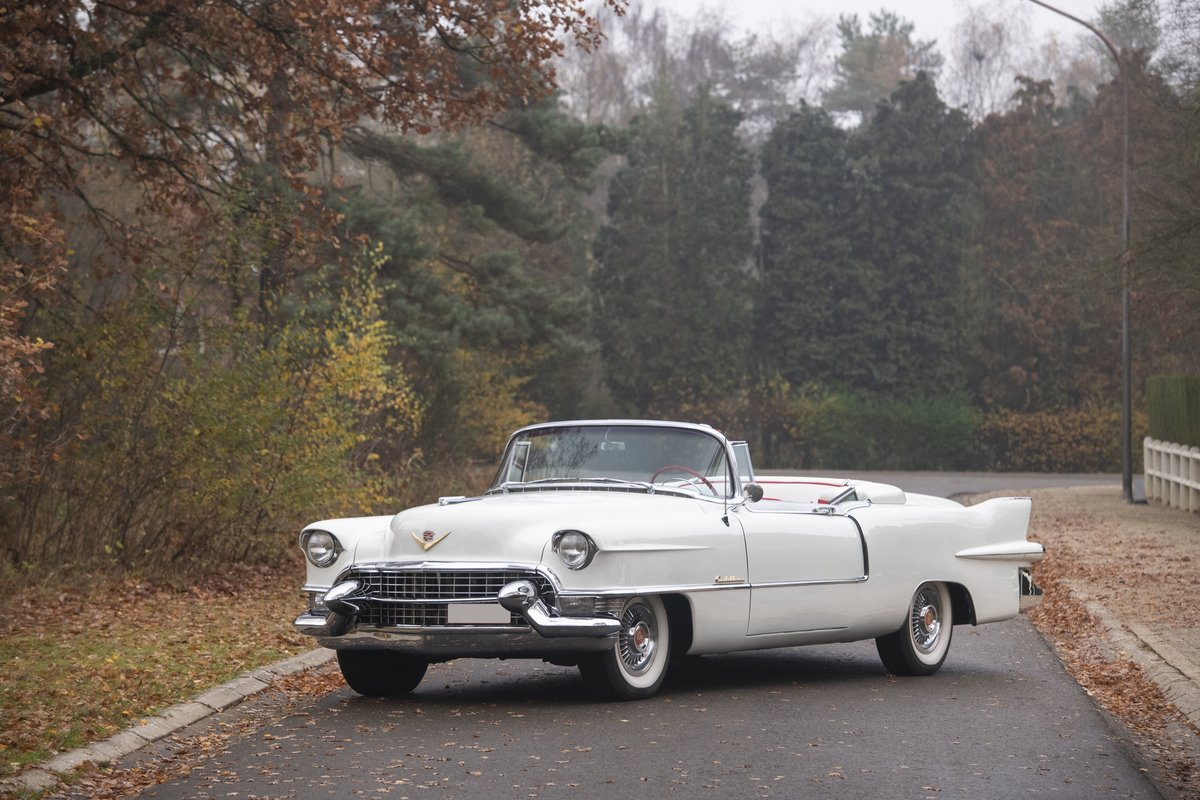 1955 Cadillac Eldorado Cabriolet For Sale by Auction (picture 1 of 1)