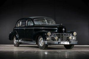 1947 Cadillac 7533 Imperial limousine Fleetwood - No reserve