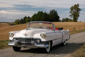1954 Cadillac Série 62 Cabriolet - No reserve For Sale by Auction