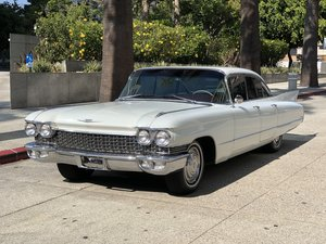 Picture of 1960 CADILLAC SEDAN DEVILLE SOLD