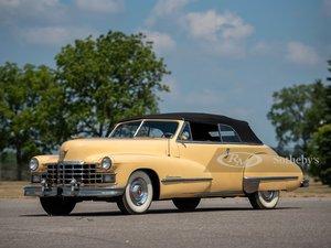 1947 Cadillac Series 62 Convertible