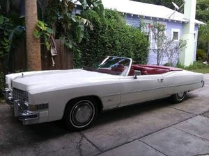 Picture of 1973 Cadillac Eldorado Convertible For Sale