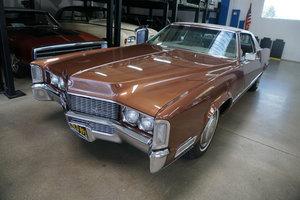 1969 Cadillac Eldorado 472/375HP V8 2 Dr Hardtop  For Sale
