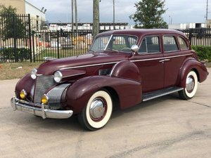 1939 Cadillac 61 Touring Sedan 4DR