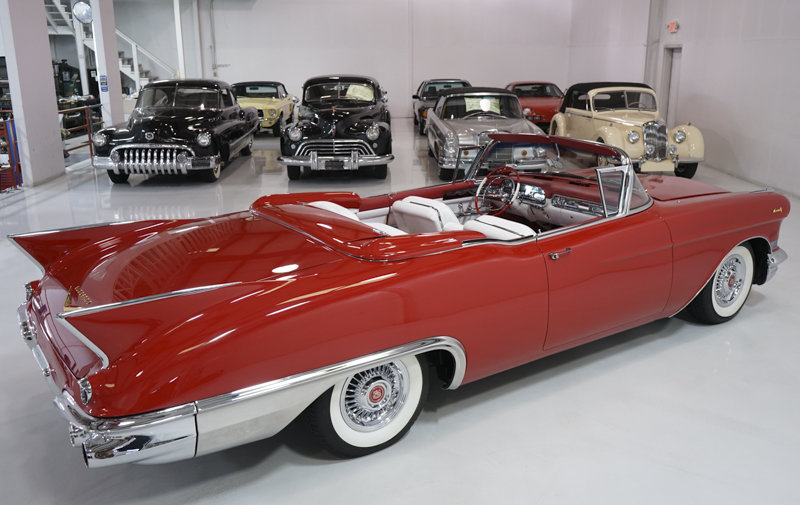 1957 Cadillac Eldorado Biarritz Convertible For Sale (picture 2 of 6)