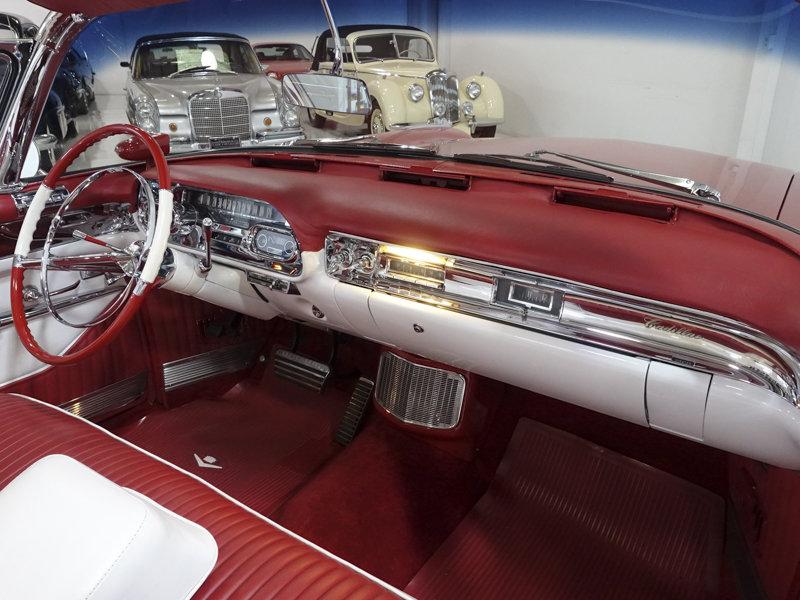 1957 Cadillac Eldorado Biarritz Convertible For Sale (picture 4 of 6)