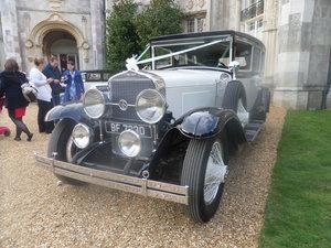 1928 Cadillac la salle