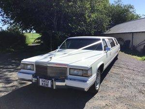 1991 SOLD Rare Cadillac Limousine