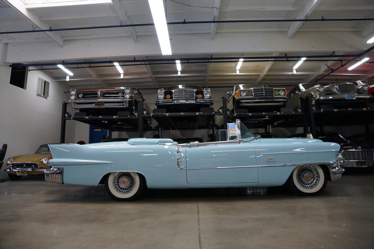 1956 Cadillac Eldorado Biarritz Convertible -Fully restored For Sale (picture 3 of 6)