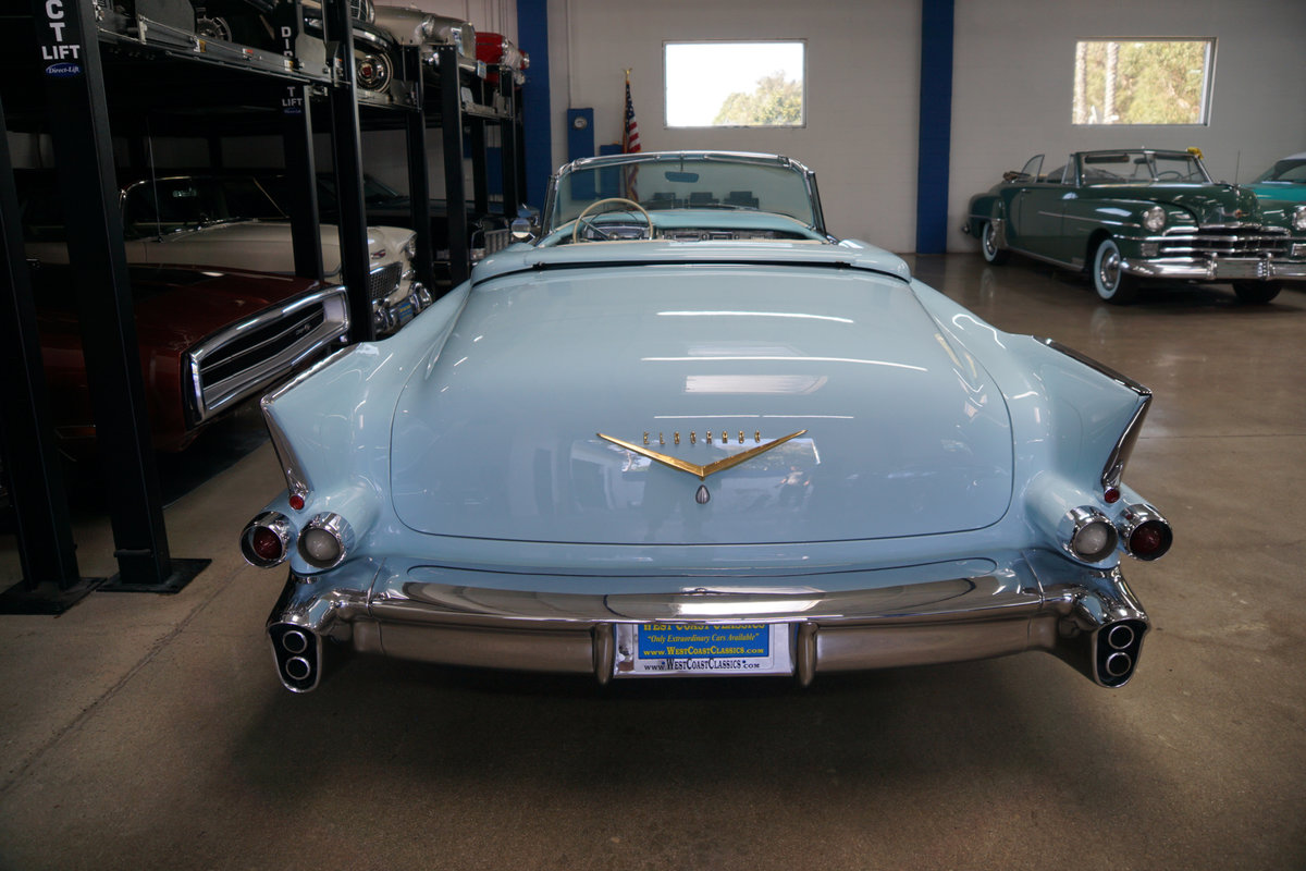 1956 Cadillac Eldorado Biarritz Convertible -Fully restored For Sale (picture 4 of 6)