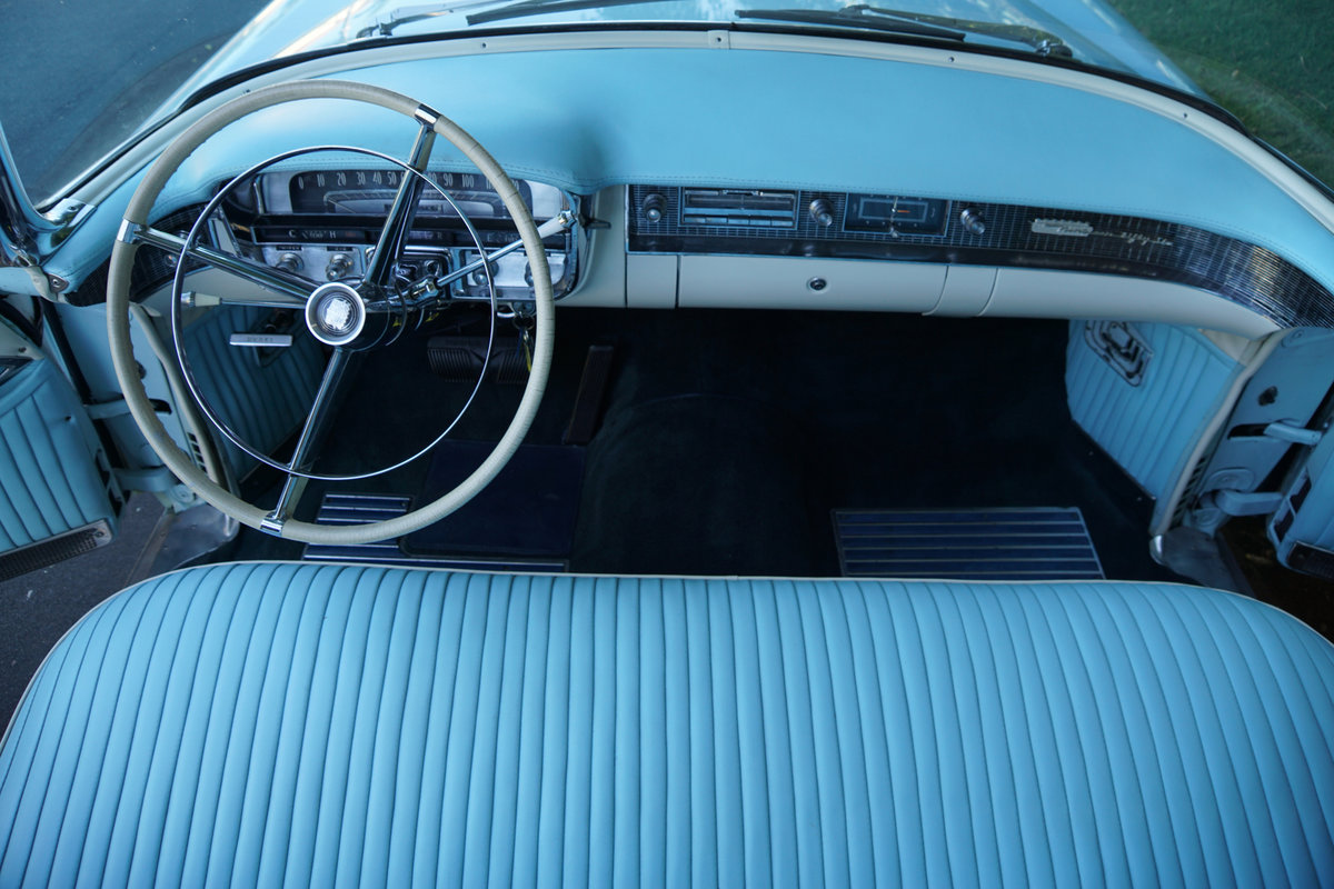 1956 Cadillac Eldorado Biarritz Convertible -Fully restored For Sale (picture 5 of 6)
