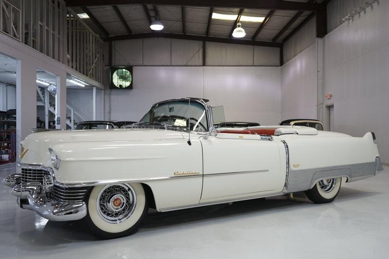 1954 Cadillac Eldorado Convertible For Sale (picture 1 of 6)