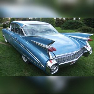 1959 Cadillac Fleetwood for sale For Sale (picture 1 of 5)