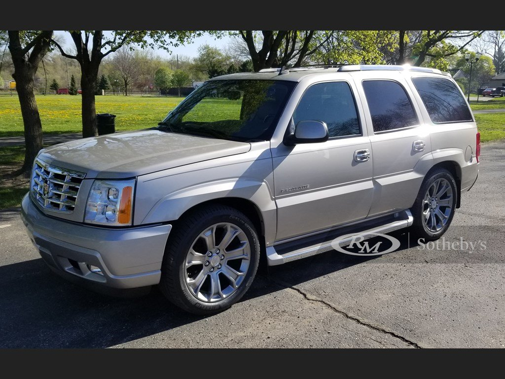 2006 Cadillac Escalade  For Sale by Auction (picture 1 of 6)