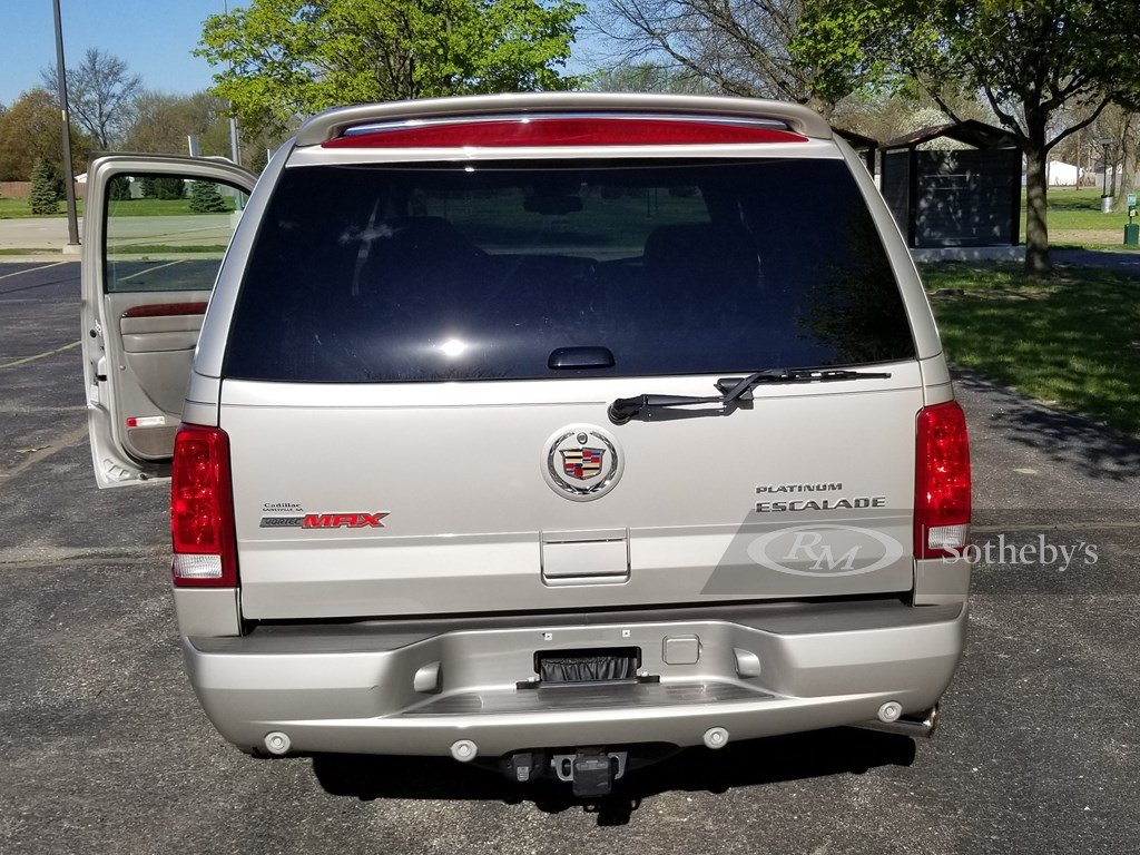 2006 Cadillac Escalade  For Sale by Auction (picture 6 of 6)