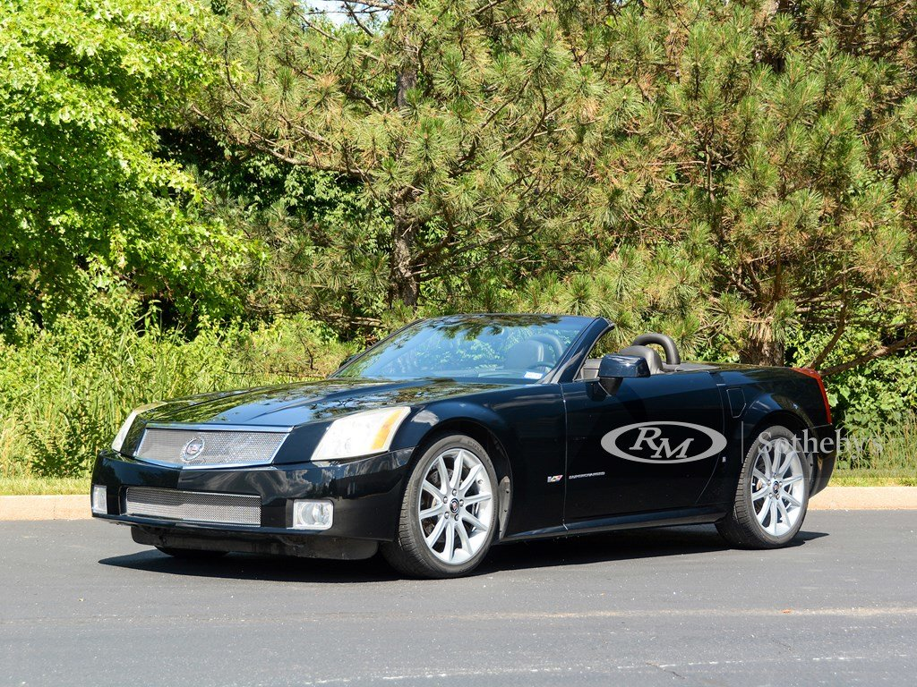 2006 Cadillac XLR-V  For Sale by Auction (picture 1 of 6)