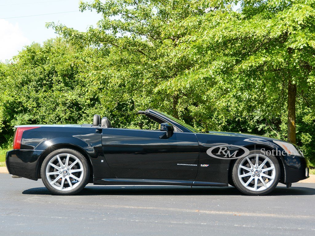 2006 Cadillac XLR-V  For Sale by Auction (picture 5 of 6)