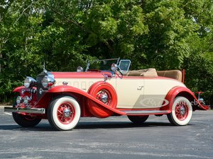 1932 Cadillac Roadster