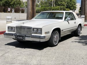 Picture of 1983 Cadillac Eldorado For Sale