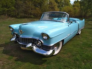 1954 Cadillac Eldorado Convertible will take px