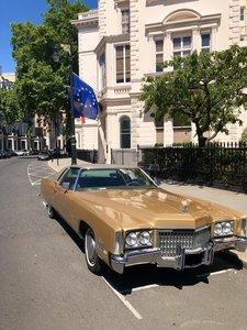 Picture of Cadillac Eldorado 1972 Rare Classic Vintage Car
