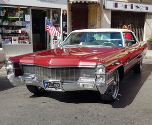 Picture of 1965 Cadillac Coupe De Ville