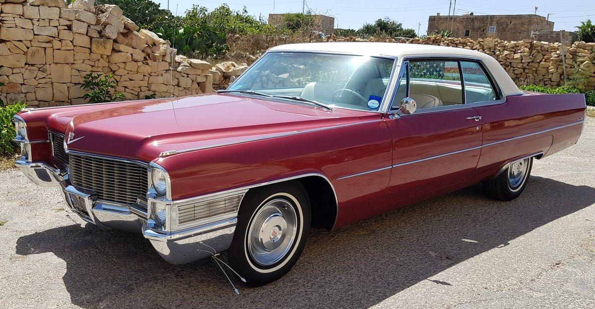 1965 Cadillac Coupe De Ville  For Sale (picture 3 of 6)